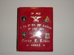 Terry Lewis, 2/72nd Armor Photo Collection