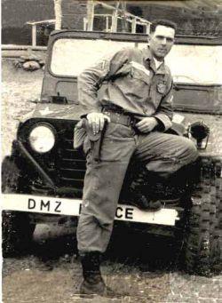 William Beaver DMZ Photographs